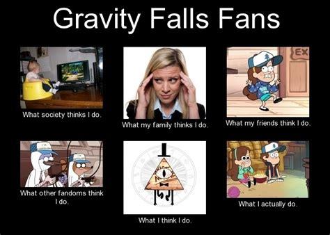 Gravity Falls Meme - gravity falls fans by fandommemesforever on deviantart