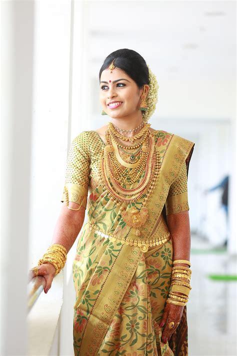 south indian bridegold indian bridal jewelrytemple