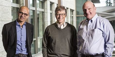 Bill Gates Is Back At Microsoft Big Time