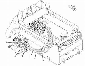 33 Cat 257b Parts Diagram