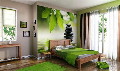 objet deco chambre objet déco violet 4 murs papier peint peinture