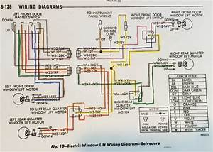 1968 Plymouth Roadrunner Wiring Diagram