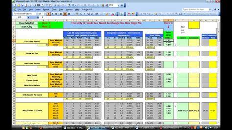 Soccer football prediction statistics bet tips1x2