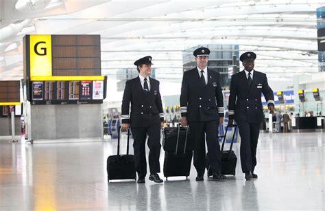british airways  host pilot recruitment event