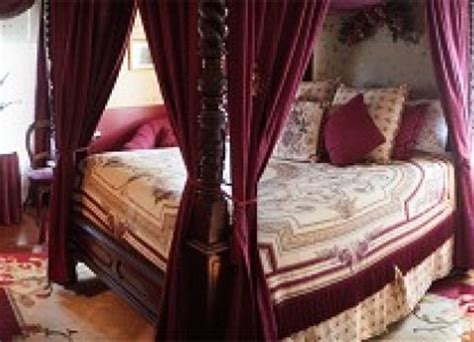 black canopy bed drapes the black inn bed breakfast room rates and