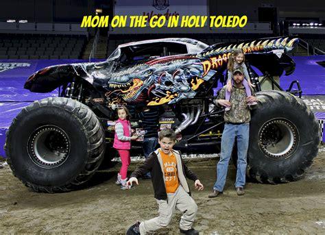 monster truck jam com monster jam fun mom on the go in holy toledo