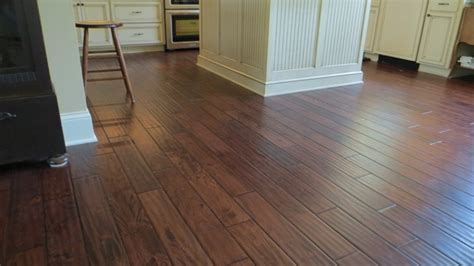 carved wood floors toast brown hand carved solid prefinished traditional hardwood flooring by unique wood floors