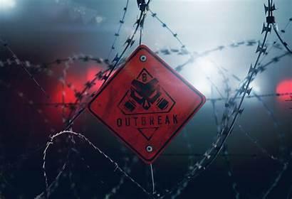 Rainbow Siege 4k Six Outbreak Dlc