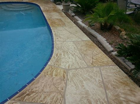 driveway and pool deck gallery cape coral fl
