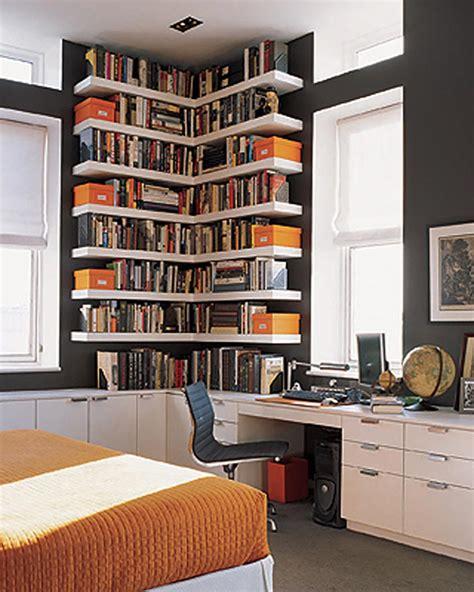 etagere bureau design les étagères en tant que mobilier de bureau créatif