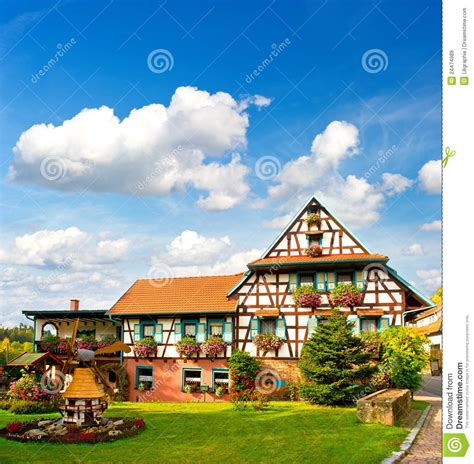 european country house plans traditional house in the black forest germany royalty