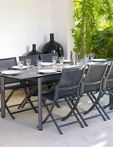 Table De Jardin En Aluminium : comment nettoyer sa table de jardin en aluminium et composite ~ Teatrodelosmanantiales.com Idées de Décoration