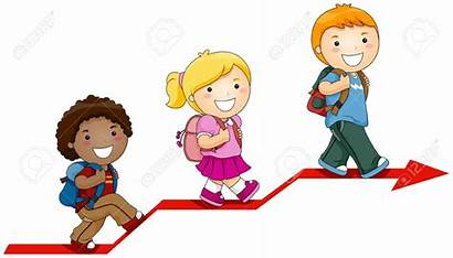 Learning Children Moving Clipart Clip Illustration Educational