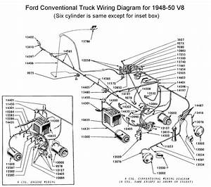 1950 Ford Truck Horn Relay Wiring Diagram  Ford  Auto