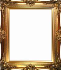 "gold picture frames Victorian Gold Frame 20""X24"" - Canvas Art & Reproduction Oil Paintings"