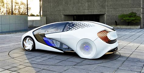 Toyota's Futuristic Concepti, And More In The Week That Was