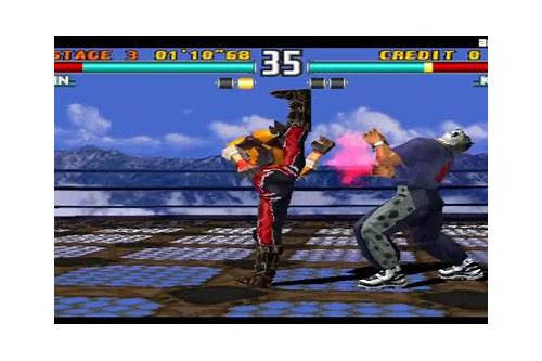 tekken 4 ps2 download ita