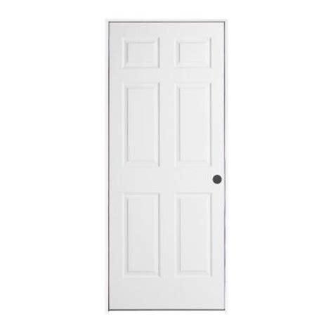 door skins home depot jeld wen 36 in x 80 in woodgrain 6 panel primed molded