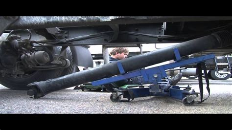 king shaft semi drive shaft jack youtube