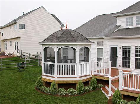 Deck Gazebo Canopy Gazebos For Decks Interesting Ideas For Home