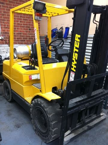 hyster forklift sale tonne capacity