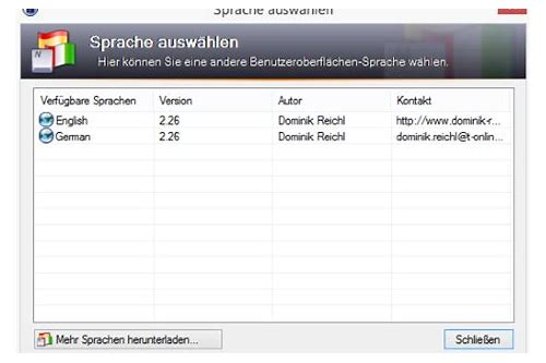 keepass deutsch download chip