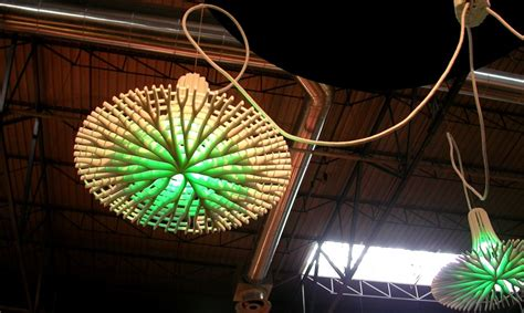 growthobjects lily suspension luminous object