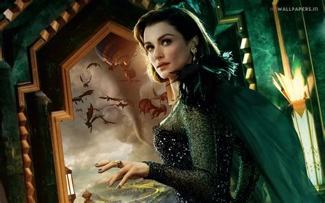rachel weisz oz  great  powerful wallpapers hd