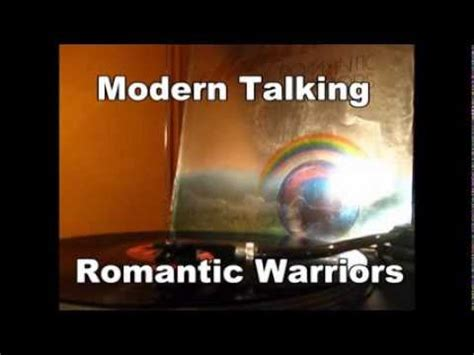 Modern Talking  Romantic Warriors Lp Vinyl Romantic