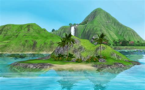 summer s little sims 3 garden isla paradiso the sims 3 island paradise list of houses