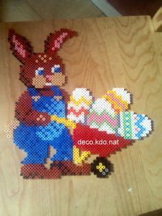 1000 images about perles hama paques easter on hama perler and