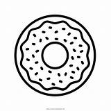 Coloring Clipart Donut Pages Doughnut Donuts Printable Outline Clip Ultra Popular Pile Webstockreview sketch template