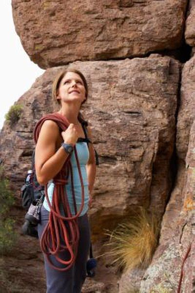 reverse hand exercises  rock climbers woman