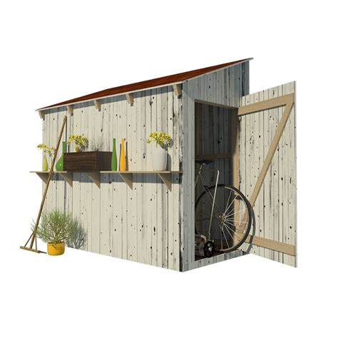 Storage Shed Designs by Crooked Playhouse Plans