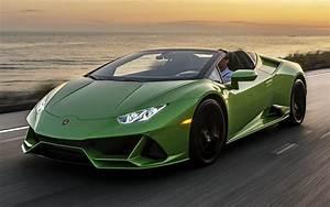 2020 Lamborghini Huracan Evo Spyder  Us