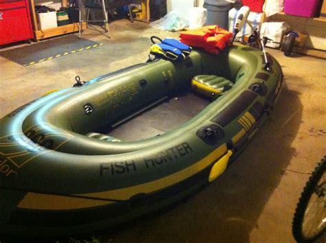 Inflatable Boat Fish Hunter by Sevylor Fish Hunter On Shoppinder