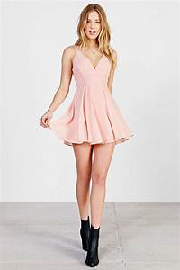 Outfits With Light Pink Shorts Sundresses Outfits For Women Ideas Prom Model Penuaan