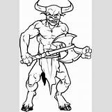 Theseus And The Minotaur For Kids | 385 x 600 jpeg 77kB