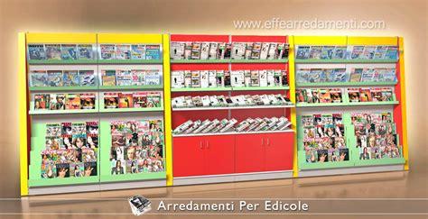 Giornali Arredamento by Arredamenti Per Edicole Effe Arredamenti