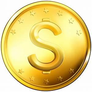 Cube Plastique Transparent : gold coins clipart clipground ~ Farleysfitness.com Idées de Décoration