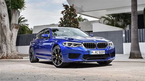 M5 Pricing by 2018 Bmw M5 Officially Priced At 102 600