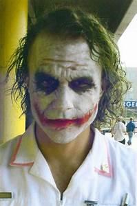 Best 25+ Heath ledger joker makeup ideas on Pinterest ...