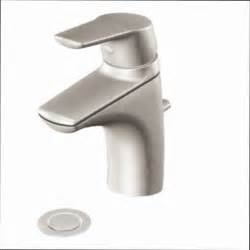 bathroom fixtures leaking bathtub faucet single handle moen