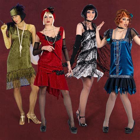 20er jahre selezione vestiti 20er anni look charleston elegante