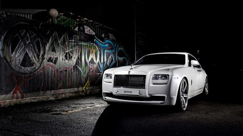 2016 Dmc Rolls Royce Ghost Saranghae 2 Wallpaper