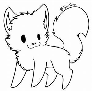 Cat Line Drawings - ClipArt Best