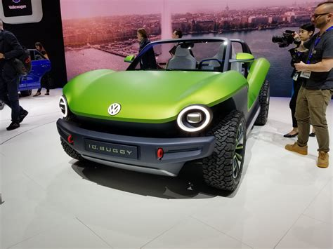 vw id buggy concept    electric cars