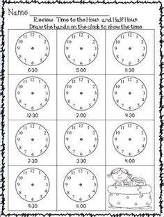 telling time fun images fun math teaching