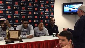 Watch: Newark Tech postgame press conference - YouTube