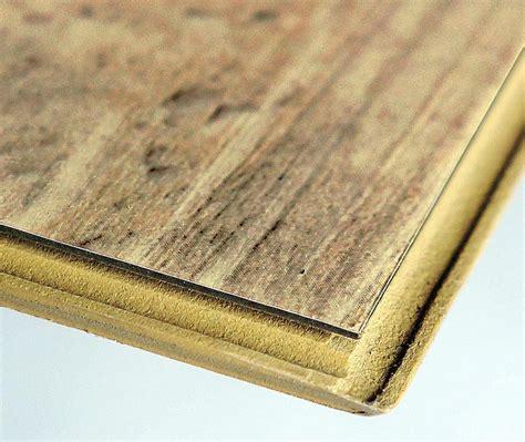 Plastic Floor Covering Wood Pattern Wpc Vinyl Plank
